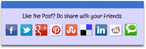 Incorporate Social Media