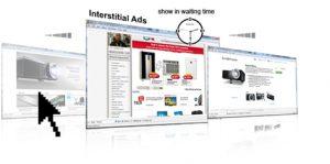 interstetial ads icubeswire