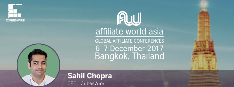 icubeswire affiliate conference