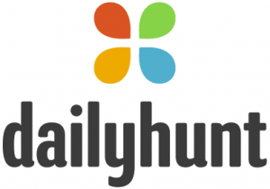 daily hunt logo