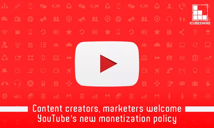 YouTube marketing icubeswire