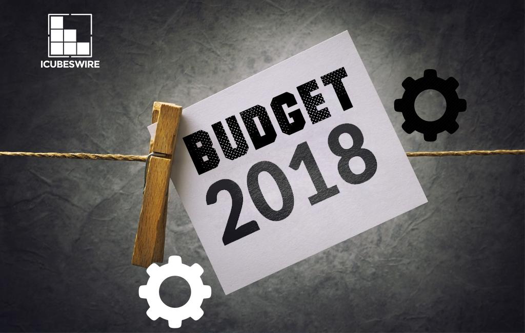 2018 Budget
